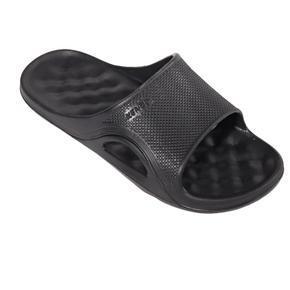 Nadměrné pánské gumové pantofle Denis černé