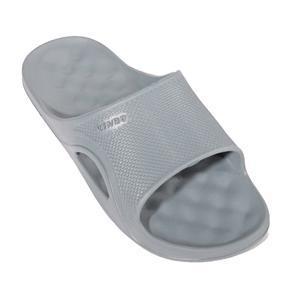 Nadměrné pánské gumové pantofle Denis šedé