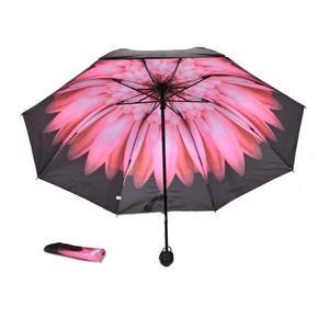 Dámský skládací deštník Scarlet růžový