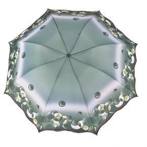 Skládací dámský deštník Jenifer zelený
