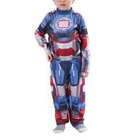 Karnevalový kostým Iron man modrý