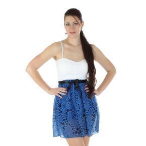 Modré šaty Giorgio