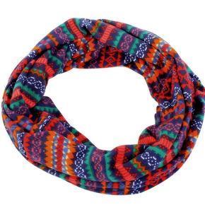 Šátek Pegy modrý E5
