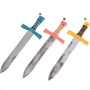 Barevný dřevěný meč Hery