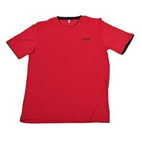 Pánské nadměrné tričko Jack tmavě červené