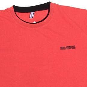 Pánské nadměrné tričko Jack světle červené