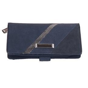 Modrá stylová dámská peněženka Amay