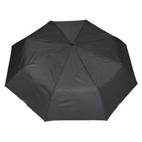 Pánský černý skládací deštník Henk