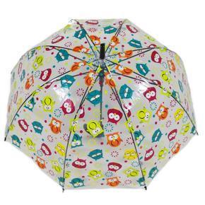 Dětský vystřelovací deštník Regina černý