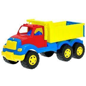 Velké nákladní auto sklápěčka 47cm  Lukas