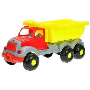 Velké nákladní auto sklápěčka 50cm Tedy