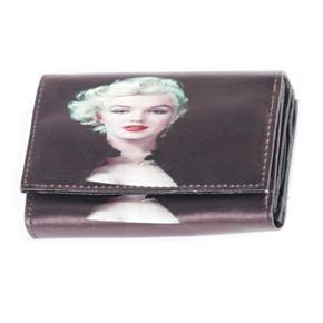 Luxusní malá peněženka Marilyn-D