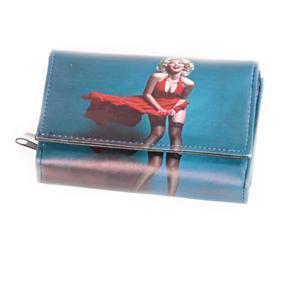 Luxusní malá peněženka Marilyn-C