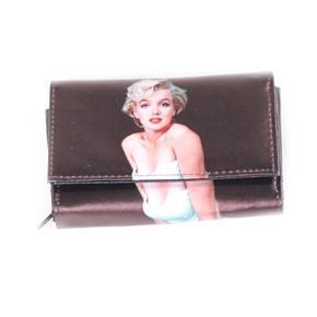 Luxusní malá peněženka Marilyn-F