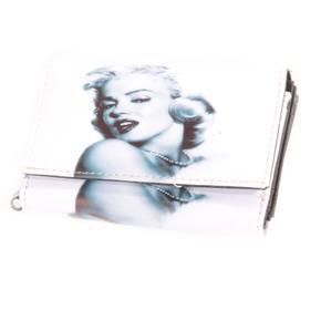 Luxusní malá peněženka Marilyn-A