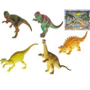 Sada dinosaurů v krabičce Body
