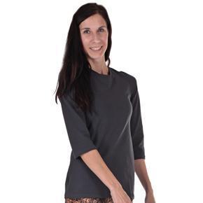 Šedé dámské tričko Riky