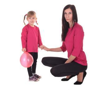 Růžové dámské tričko Riky