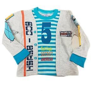 Chlapecké tričko dlouhý rukáv Tedy  - 86