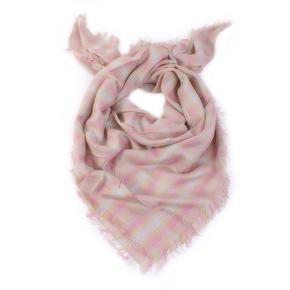 Levný jarní šátek Katie béžový C7