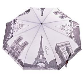 Skládací deštník Burak s motivem Paříže