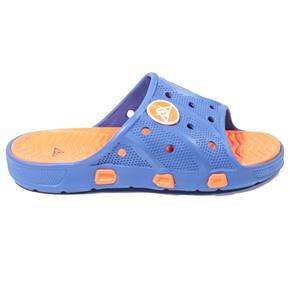 Pánské gumové pantofle Andej modré