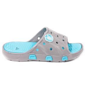 Pánské gumové pantofle Andej šedé