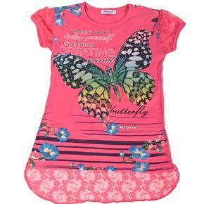 Moderní dívčí tričko Pamela