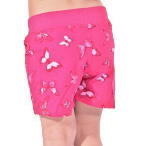 Dívčí kraťasy Darja růžové
