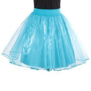 Tutu dámská sukně Adriana modrá