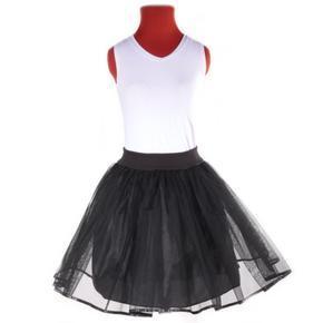 Tutu dámská sukně Marta černá