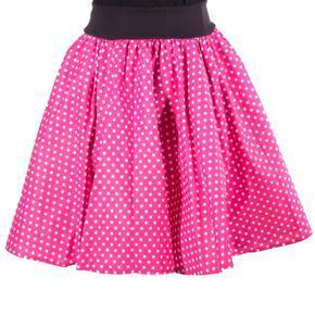 Dámská retro sukně Adel růžová