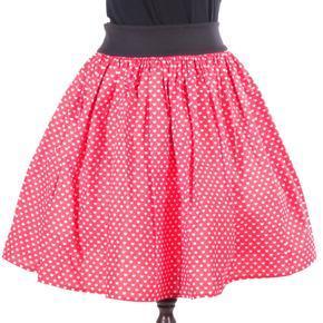 Dámská retro sukně Karolína srdíčka