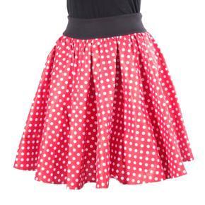 Dámská retro sukně Karolína puntíky