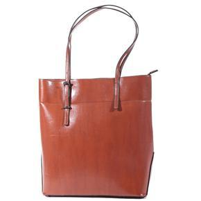 Elegantní hnědá kabelka Joan