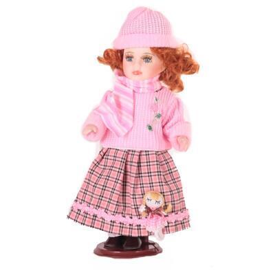 Doll porcelánová panenka Jess 30 cm