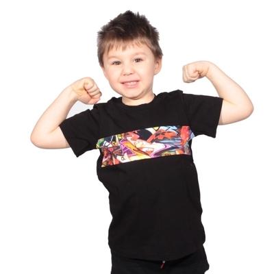 Dětské tričko s grafity Lucie od 98-116 - 1