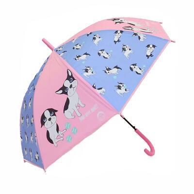 Vystřelovací deštník Maxík růžový - 1