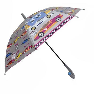 Dětský vystřelovací deštník Tomáš šedý - 1