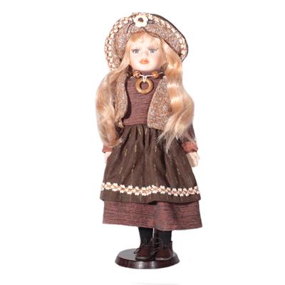 Doll porcelánová panenka Viky 40 cm