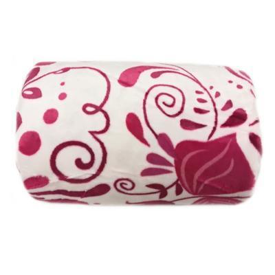 Hřejivá deka Melisa 200 x 230 růžová - 1
