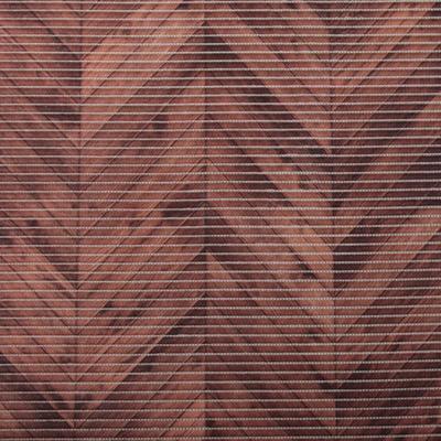 Gumová koupelnová rohož 65cm Parkety - 1