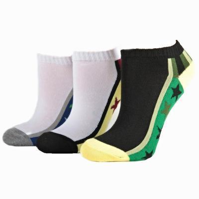 Chlapecké kotníkové ponožky M7b W 31-35 - 1