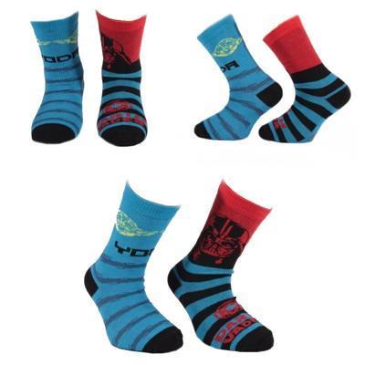 Klasické chlapecké ponožky Star Wars P4b CR - 1