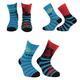 Klasické chlapecké ponožky Star Wars P4b CR - 1/4