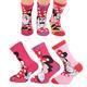 Klasické dívčí ponožky Minnie Mouse P4a - 1/3