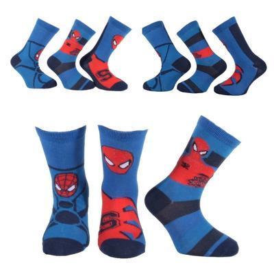 Chlapecké klasické ponožky Spider Man P3b  - 1