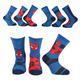 Chlapecké klasické ponožky Spider Man P3b  - 1/3