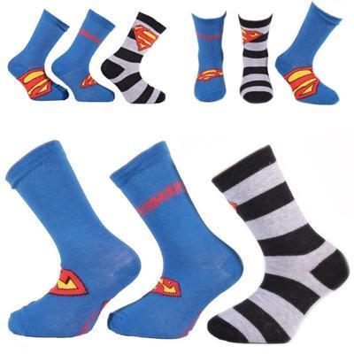Klasické klučičí ponožky Superman P5c - 1