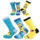 Klasické dětské ponožky Mimoni P3d - 1/3